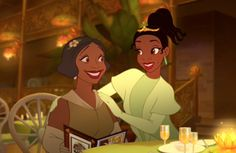 Tiana's Mom: An Appreciation Post