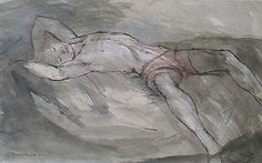 Boy laying on a bed Modern Artists, Printmaking, Science Fiction, Bed, Illustration, Artwork, Painting, Image, Sci Fi