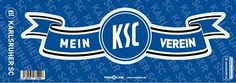 Karlsruher Sc, Cavaliers Logo, Sport, Team Logo, Stickers, Logos, Football Soccer, Bathing, Pies