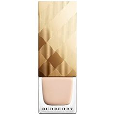 Burberry Nail Polish - Gold Beige No.100 found on Polyvore