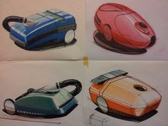Vacuumcleaner exercise for Design Visualization Delft University of Technology