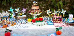 Veja ideias para organizar um piquenique para festejar aniversário infantil