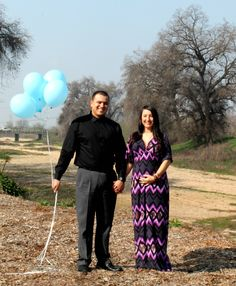 LA Photography of Jacqueline and Eric Pasos. Baby Reveal. Happy couple ITS A BOY!!!