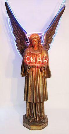 Chris Bracey's neon art at God's Own Junkyard in Soho until January http://godsownjunkyard.co.uk