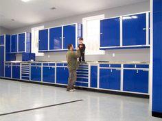 Garage Cabinets On Pinterest Garage Garage Lighting And Garage Wall Cabinets