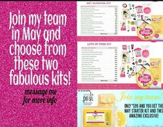 Join Perfectly Posh and get $250 worth of product and business supplies for $99. Perfectly Posh gives you a free website and online training as well as daily support. Love Posh, Wear Posh, Be Posh, Share Posh= Getting Paid weekly!! Join me CarrieLovett.po.sh/    Gtalovett@gmail.com to connect and answer any questions you have.