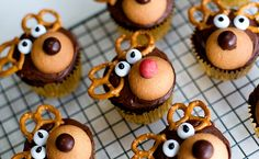 Reindeer Party Ideas: Food and Drink