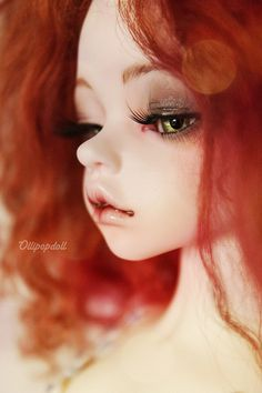 Talulah gorgeous love her red hair!!
