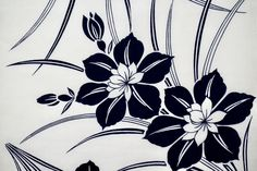 Kimono Fabric, Cotton Fabric, Yukata, Japanese Kimono, Vintage Cotton, Vintage Fabrics, Vintage Japanese, Shibori, Indigo