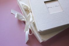 Guest Book and Photo Album matching set by AlternativeJournals, $145.00