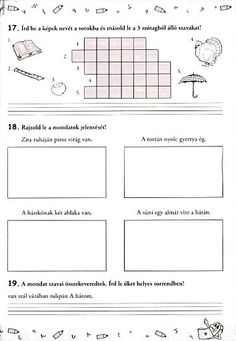Special Education, Worksheets, Diagram, Album, Learning, Minden, Petra, Archive, Nails