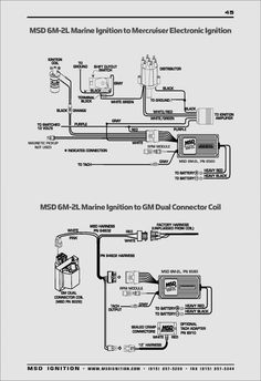 gm hei distributor and coil wiring diagram yahoo image search