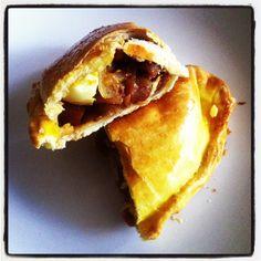 la foto 3 Healthy Munchies, Snack Recipes, Healthy Recipes, Calzone, Tacos, Chips, Yummy Food, Ethnic Recipes, Samosas