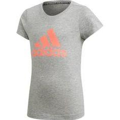 adidas Damen T Shirt Essentials Linear rosa 152 | GALERIA