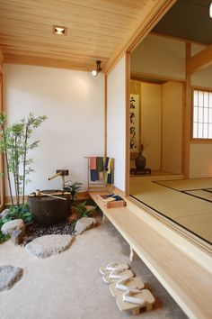 interior 2 may Japanese Style Bedroom, Japanese Style House, Traditional Japanese House, Japanese Living Rooms, Modern Japanese Interior, Japanese Interior Design, Japanese Home Decor, Architecture Design, Japan Architecture