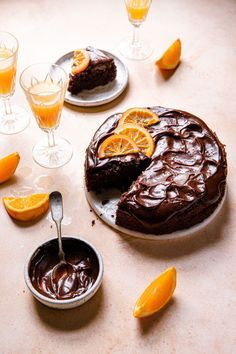 A rich cake made with two types of chocolate, two types of orange flavoring, and topped with the smoothest chocolate ganache.|#Chocolatecake #chocolateorange #chocolateorangecakerecipe #dessert #chocolatedessert #orangecake #richcake #recipe #dessertrecipe #orangdessert"|236|354|?|979263ad6379c912f8b89bcc45b21ccc|False|NSFW|0.369197279214859