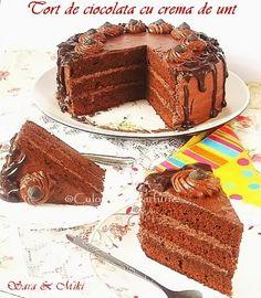 Un tort de ciocolata este un rasfat preferat de toti si nelipsit de la nici o zi mai speciala. Eu acum nu am avut o zi speciala ci pur sisimplu am vrut sa ne rasfatam cu ceva ciocolatos si …