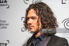 Actor Luke Arnold attends STARZ Network Series 'Da Vinci's Demons' and 'Black Sails' Sleep No More Experience at The McKittrick Hotel on October 10, 2013 in New York City.