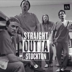 #StraightOuttaStockton #StraightOuttaSomewhere