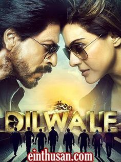 Dilwale Hindi Movie Online - Shah Rukh Khan, Kajol, Varun Dhawan and Kriti Sanon. Directed by Rohit Shetty. Music by Pitam Chakraborty. 2015 [U] w.eng.subs SONG VIDEOS COLLECTION INCLUDED