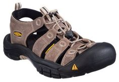 Keen Newport Leather Hiking Sandals for Men - 9.5M