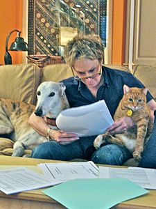Under certain conditions, tenants may legally keep their pets regardless of lease terms. (Photo by Katherine Warshaw)
