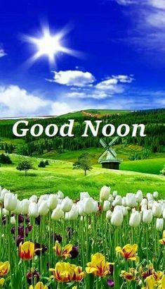Good afternoon sister and all. Have a great afternoon.