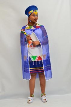 Tradition Dress Of South Africa 23
