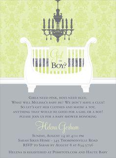 crib girl or boy