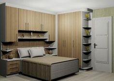Trendy bedroom storage built in cabinets 24 Ideas Bedroom Built Ins, Small Master Bedroom, Bedroom Storage, Wardrobe Storage, Decoration Bedroom, Home Decor Bedroom, Bedroom Furniture, Small Rooms, Small Apartments