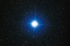 Sirius is the 1st brightest star in the earth's sky !