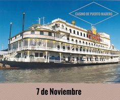 Visitá el Casino de Puerto Madero