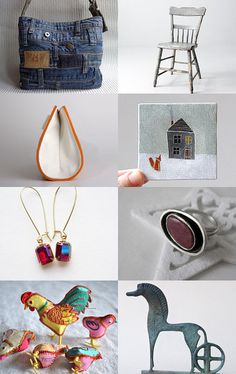 Saturday Shop by Julie on Etsy