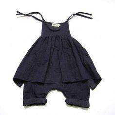 anja schwerbrock / overall with connected apron