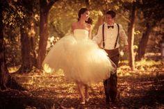 Daalarna Wedding Dress - Réka, 2013