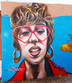 Found In Denver, Colorado - #Lifelike #StreetArt #Art