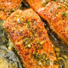 4 Points About Vintage And Standard Elizabethan Cooking Recipes! This Cajun Salmon Recipe Is A Ultra-Easy And Flavorful Dinner To Make During Your Busy Weeknights. Its Ready In Less Than 30 Minutes. Salmon Recipe Pan, Salmon Recipe Videos, Baked Salmon Recipes, Seafood Recipes, Cooking Recipes, Healthy Recipes, Simple Salmon Recipe, Salmon Recepies, Sushi Recipes