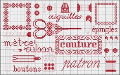 Grille couture - Carton-Marie Plus Cross Stitch Love, Cross Stitch Borders, Cross Stitch Samplers, Cross Stitch Charts, Cross Stitch Designs, Cross Stitching, Cross Stitch Embroidery, Cross Stitch Patterns, Christmas Embroidery Patterns
