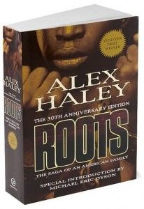 Alex Haley traces his African ancestors...TV series was also excellent!