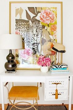 Decorating small(er) spaces