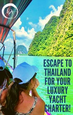 Escape to Thailand aboard Your Private Yacht Charter! – 2020 World Travel Populler Travel Country Yacht Vacations, Private Yacht, Super Yachts, Luxury Yachts, Catamaran, Perfect Place, Places To See, Thailand, Adventure