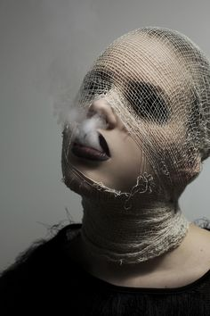 Sara Lehtomaa (saralehtomaa.allyou.net) - Meri Niemi @ FashionTeam - mua and stylist is photog - The Coldest of Seasons