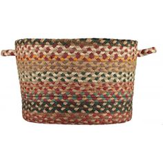 Harvest Organic Jute Baskets
