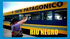 Tren Patagonico-Viedma/Bariloche-Rio Negro-Producciones Vicari.(Juan Fra...