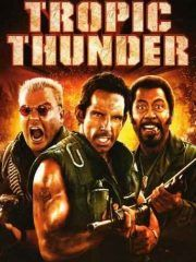 Tropic Thunder, Starring Ben Stiller, Robert Downey Jr. (Director: Ben Stiller) Comedy Movies, Hd Movies, Movies To Watch, Movies Online, Movies And Tv Shows, Movie Tv, Cloud Movies, Movies 2014, Movies Free