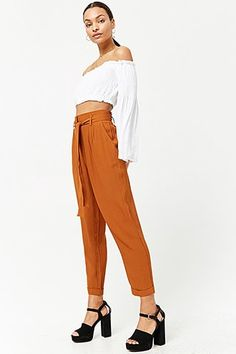 Women's Pants | Trousers, Joggers, Sweatpants + More | Forever21