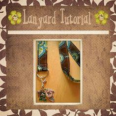 Crae's Creations: Lanyard Tutorial