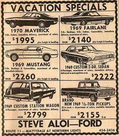 Old Advertisements, Car Advertising, Bicicletas Raleigh, Pub Vintage, Vintage Trucks, Vintage Stuff, Vintage Signs, Ford Classic Cars, Classic Trucks
