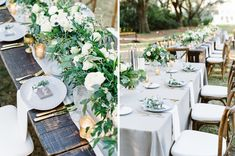 Legare Waring House Wedding with A Charleston Bride - Kati Rosado Photography: Fine Art Wedding Photography Blog | Bohemian, Organic Olive green and ivory wedding with Alexandra Grecco dress and Jenny You bridesmaid dresses | Reception decor Charleston wedding