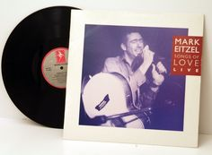 MARK EITZEL, Songs of love. Top copy. Very rare. First UK pressing 1991. Matr... - FOLK, FOLK ROCK, COUNTRY and folkish music! #LP Heads, #BetterOnVinyl, #Vinyl LP's